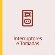 Interruptores e tomadas